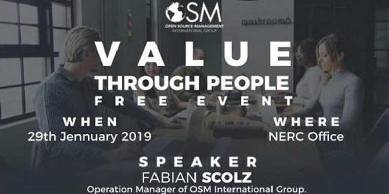 Jornal Campeão: Gerar valor nos negócios através das pessoas é tema de seminário