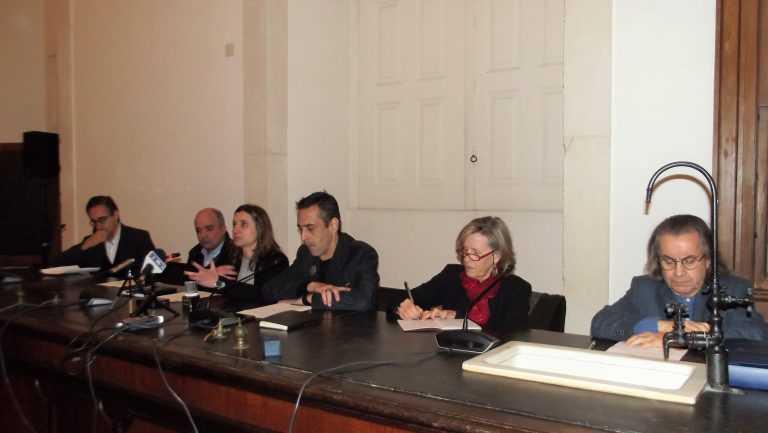 Jornal Campeão: Debate em Coimbra sobre candidatura a Capital Europeia da Cultura