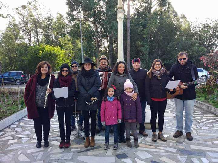 Jornal Campeão: Figueira da Foz: EmCantos vai cantar as Janeiras e os Reis