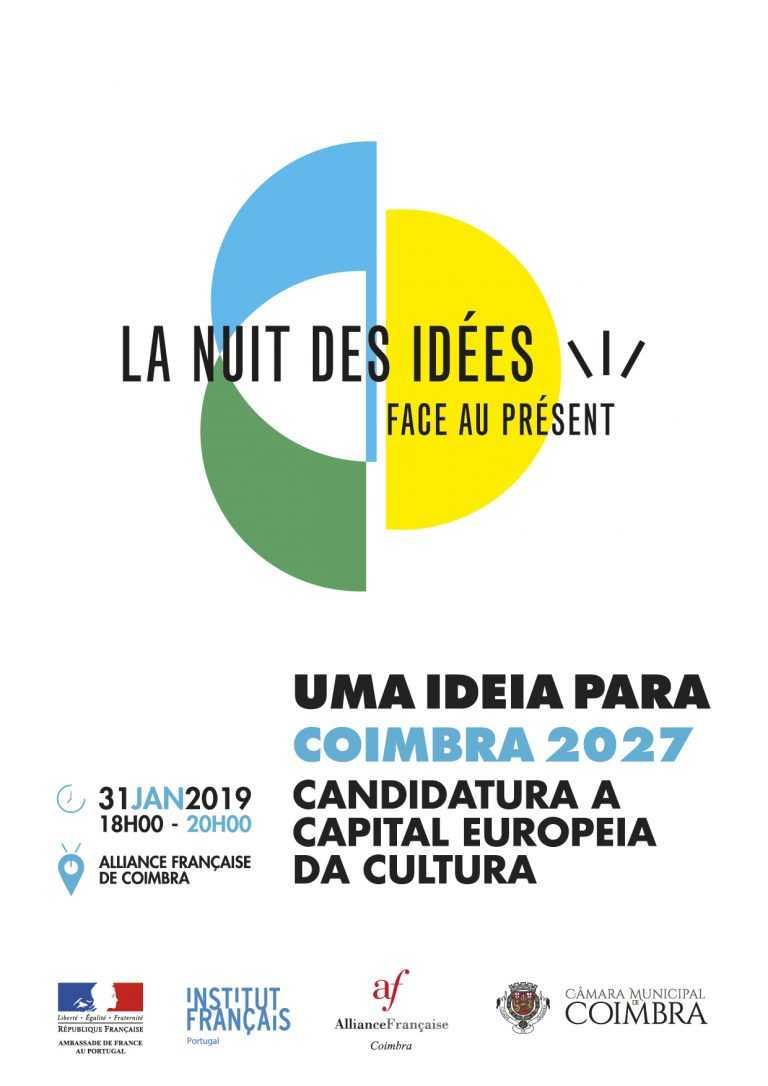 Jornal Campeão: Coimbra recolhe ideias para ser capital europeia da cultura