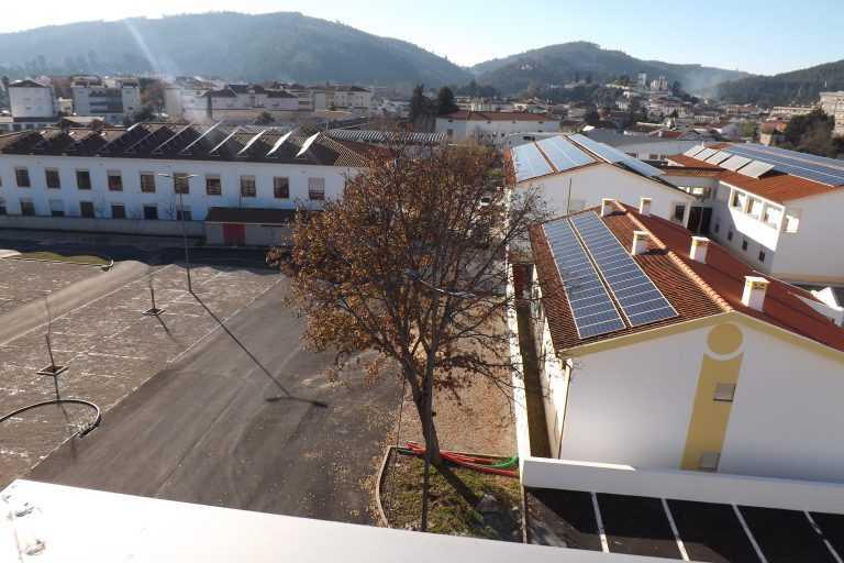 Jornal Campeão: ADFP investe mais de 240 000 euros em energia limpa