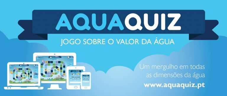 Jornal Campeão: Grupo Águas de Portugal lança jogo de sensibilização online