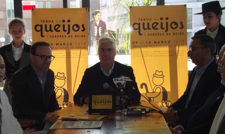 Jornal Campeão: Tábua muda designação da feira do queijo para agregar todos os sabores