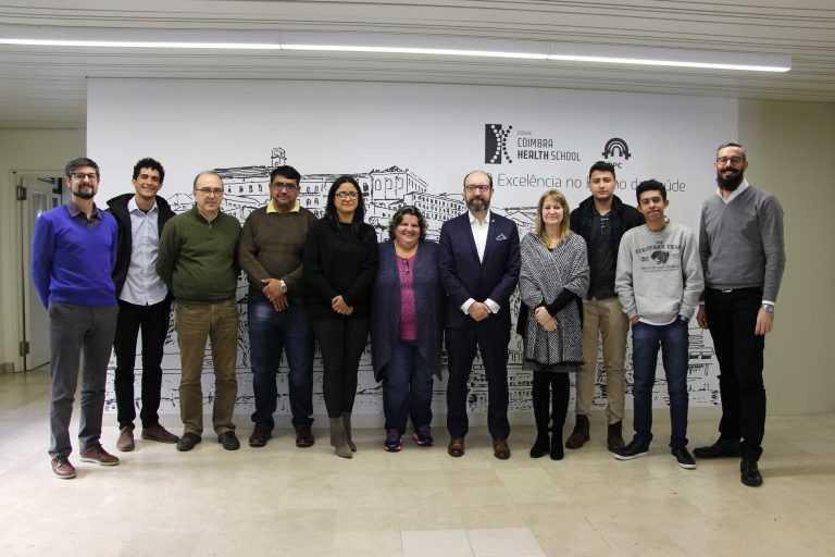 Jornal Campeão: ESTeSC em consórcio luso-brasileiro que desenvolveu tratamento inovador
