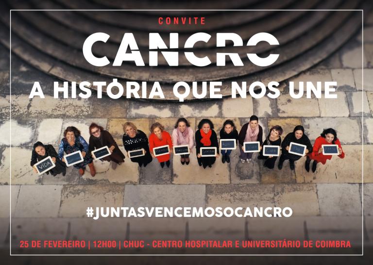 """Jornal Campeão: HUC recebe exposição """"Cancro, a história que nos une"""""""