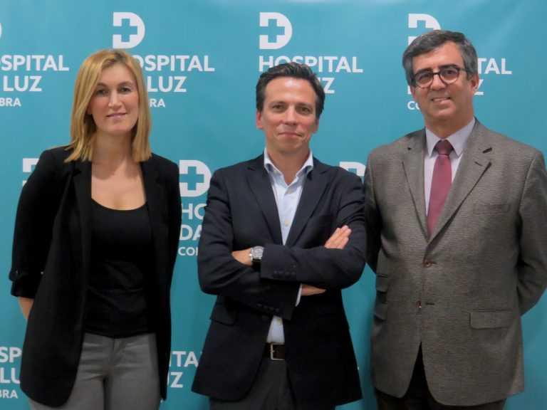 Jornal Campeão: Politécnico de Coimbra e Hospital da Luz celebram protocolo