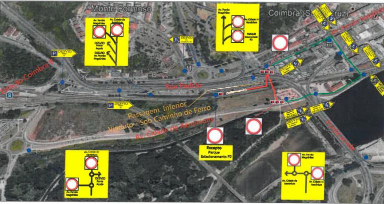 Jornal Campeão: Trânsito proibido no túnel que liga a beira-rio à Fernão de Magalhães