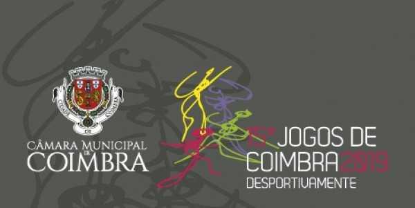 Jornal Campeão: Jogos de Coimbra 2019 arrancam amanhã e só terminam a 22 de Junho