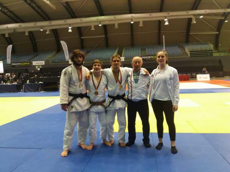 Jornal Campeão: Judocas da ACM no pódio do Campeonato Nacional de Cadetes