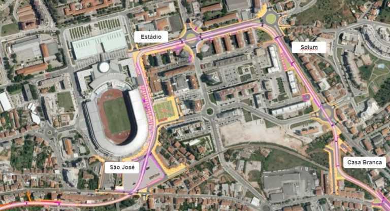 Jornal Campeão: Metrobus: Projecto da Linha do Hospital pronto em Outubro