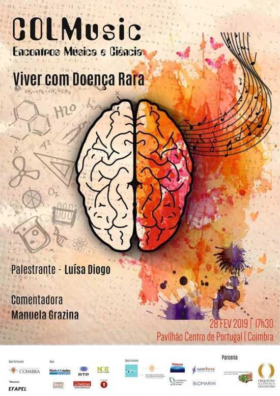 Jornal Campeão: Coimbra: Encontro música e ciência aborda a doença rara
