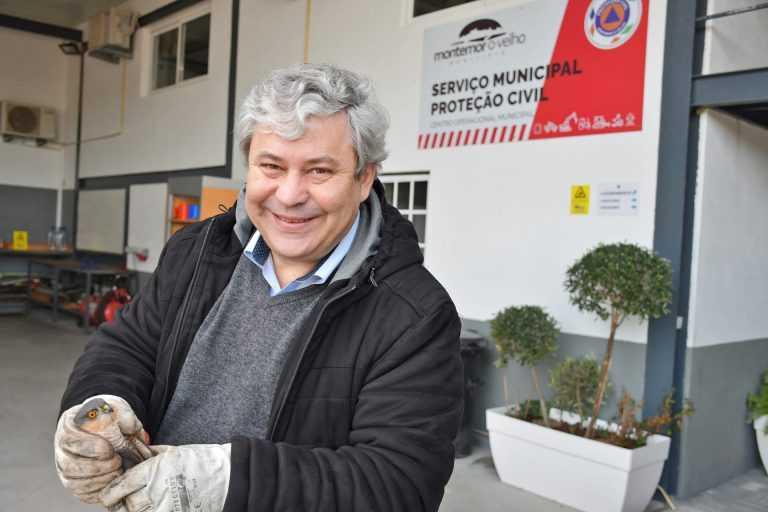 Jornal Campeão: Montemor-o-Velho: Peneireiro resgatado em Seixo de Gatões