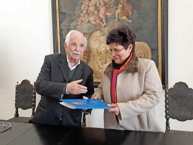 Jornal Campeão: Misericórdia de Coimbra e Liga Contra o Cancro assinam acordo cultural