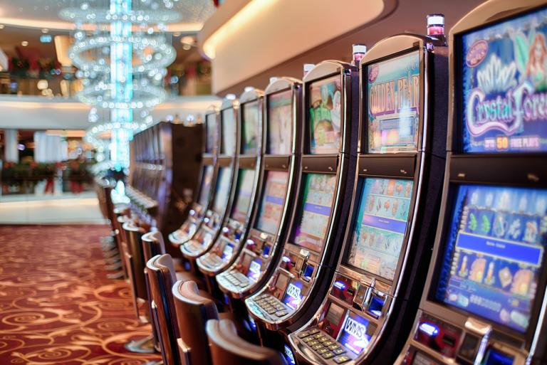 Jornal Campeão: O maior jackpot ganho numa 'slot machine'