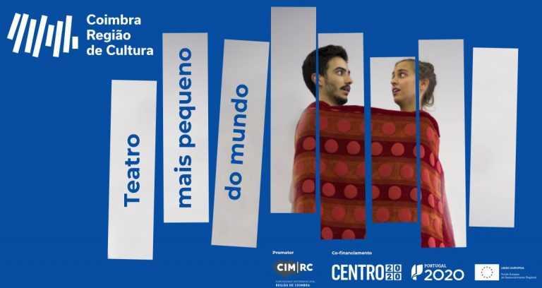 """Jornal Campeão: """"Teatro Mais Pequeno do Mundo"""" vai deambular pela Região de Coimbra"""