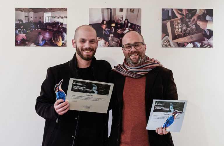 """Jornal Campeão: """"Alvoco"""" vence concurso da Associação de Educação Ambiental"""