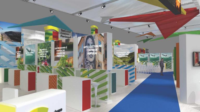 Jornal Campeão: Turismo do Centro promove na BTL empresas e instituições da região