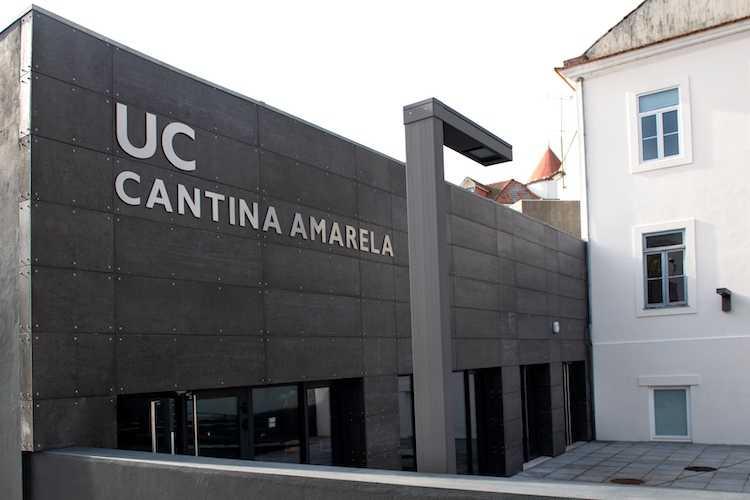 Jornal Campeão: Universidade de Coimbra reabre Cantina Amarela