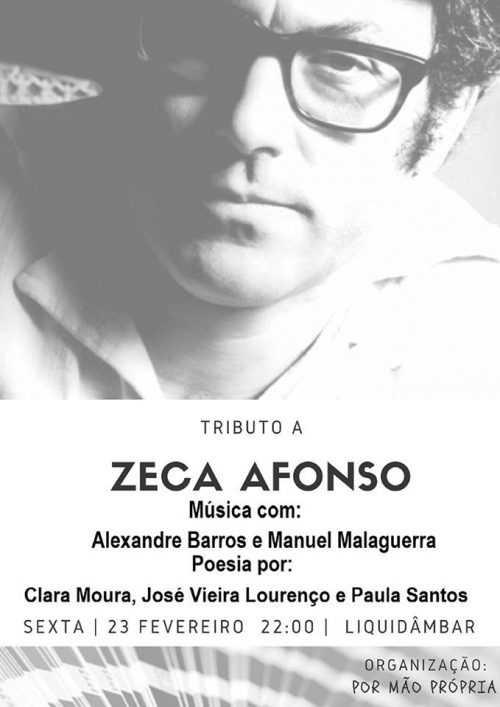 Jornal Campeão: Coimbra: Liquidâmbar lembra Zeca Afonso
