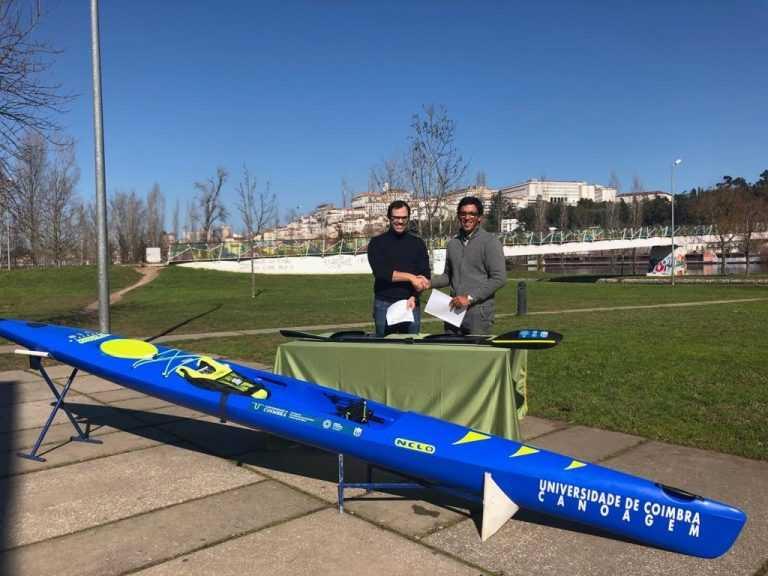 Jornal Campeão: Clube Fluvial de Coimbra com novas embarcações