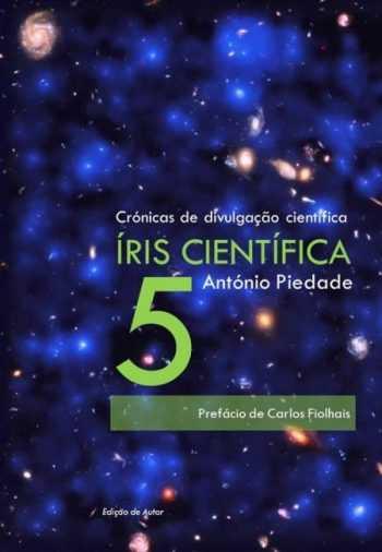"""Jornal Campeão: Condeixa: António Piedade lança """"Íris Científica 5"""""""