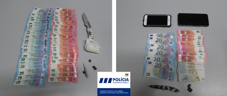Jornal Campeão: Adolescentes detidos por tráfico de droga em Coimbra