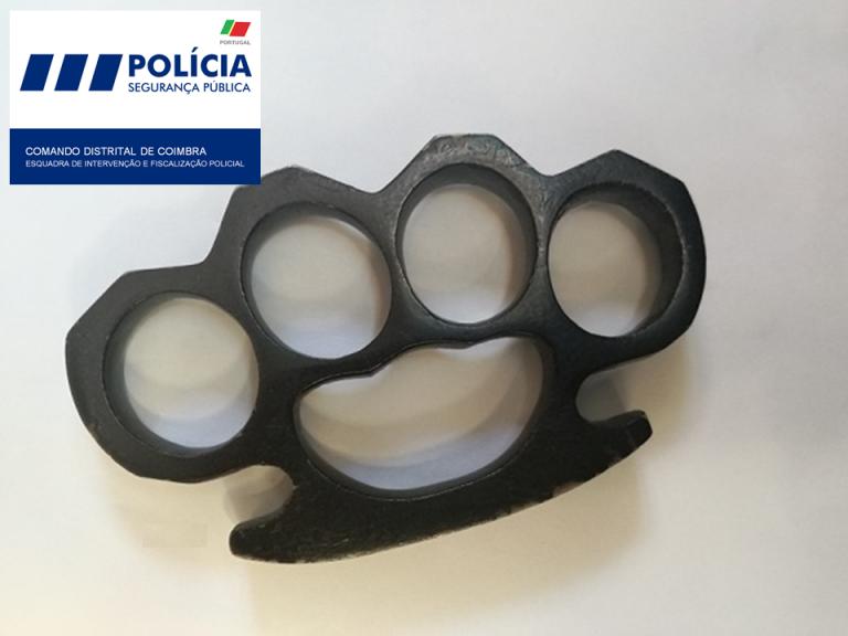 Jornal Campeão: Adolescente detido por posse de arma proibida no bairro do Ingote