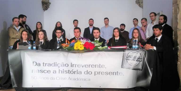 Jornal Campeão: Queima das Fitas 2019 relembra o passado para avançar no futuro