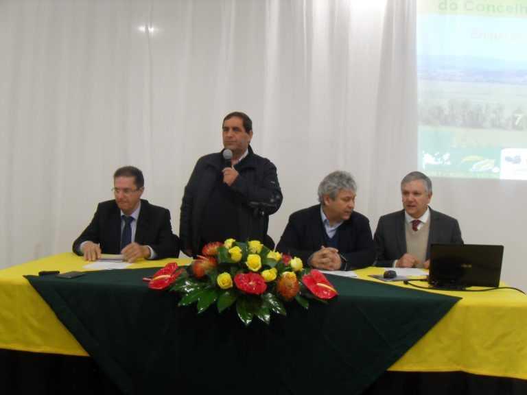 Jornal Campeão: Montemor-o-Velho: Agricultores preocupados com alterações climáticas