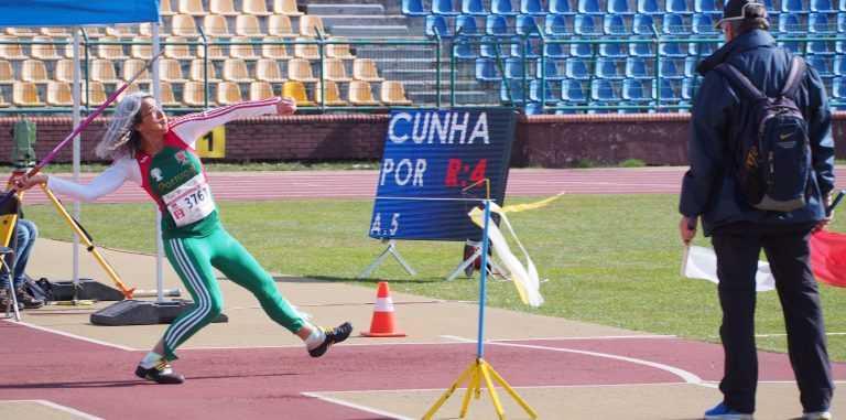 Jornal Campeão: Céu Cunha em quarto lugar no Campeonato do Mundo de Atletismo Master