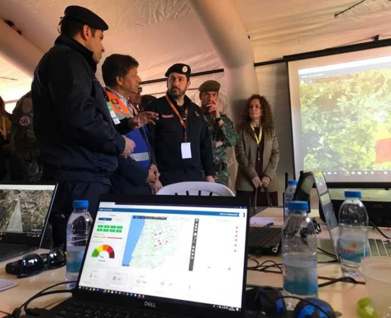 Jornal Campeão: Coimbra e Viseu com Plataforma de Emergência e Protecção Civil