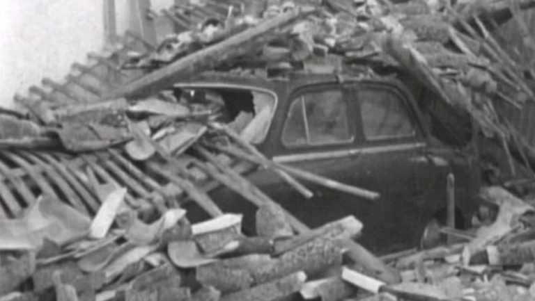 Jornal Campeão: Sismo de 1969 é o terceiro mais mortífero do século XX em Portugal