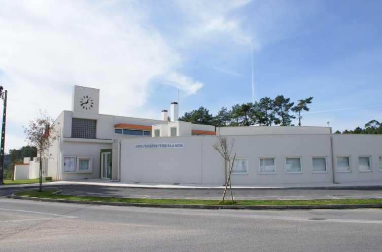 Jornal Campeão: Figueira da Foz: Ferreira-a-Nova assinada Dia da Freguesia