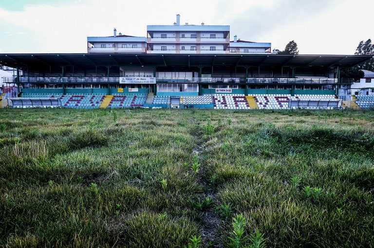 Jornal Campeão: Figueira da Foz: Câmara indignada com furtos no Estádio Municipal