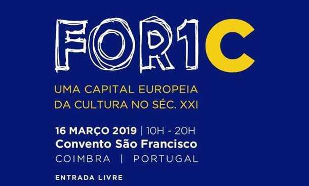 Jornal Campeão: Fórum analisa pontos fortes e fracos de Coimbra a Capital da Cultura