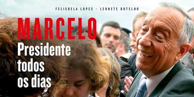Jornal Campeão: Coimbra: Livro sobre Marcelo será apresentado sábado