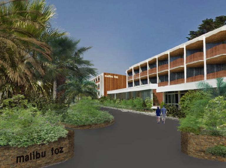 Jornal Campeão: Figueira da Foz: Grupo transforma hotel em complexo de luxo