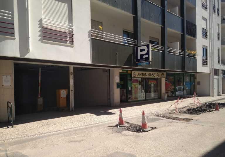 Jornal Campeão: Cantanhede: Estacionamento subterrâneo encerrado durante alguns dias