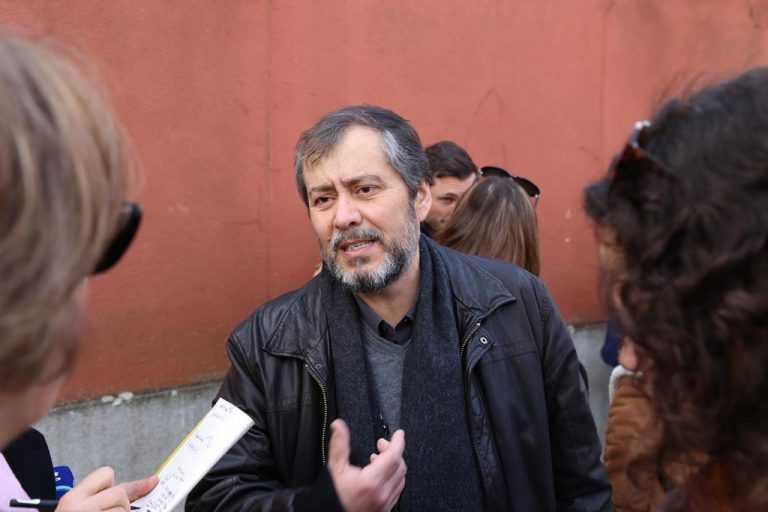 Jornal Campeão: Coimbra: Mário Nogueira em plenário de professores