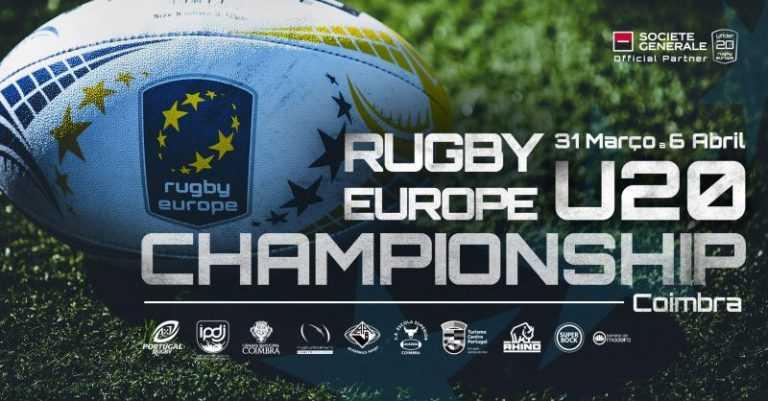 Jornal Campeão: Coimbra recebe o Campeonato Europeu de Rugby Sub-20