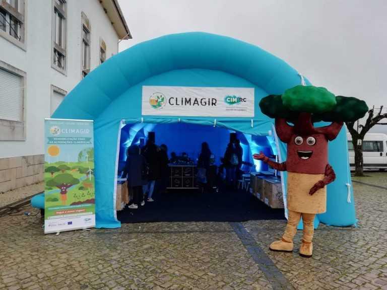 Jornal Campeão: Coimbra: Projecto ClimAgir marca presença no Dia da Cidade