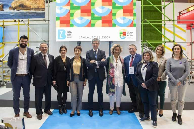Jornal Campeão: Turismo do Centro apresentou novos suportes de comunicação na BTL