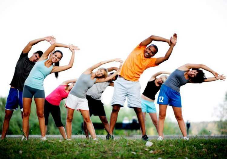 Jornal Campeão: Condeixa: Mega-aula de ginástica assinala Dia Mundial da Saúde