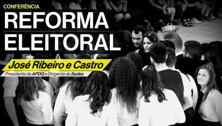 Jornal Campeão: Coimbra: Reforma eleitoral em debate, quarta-feira, no ISCA