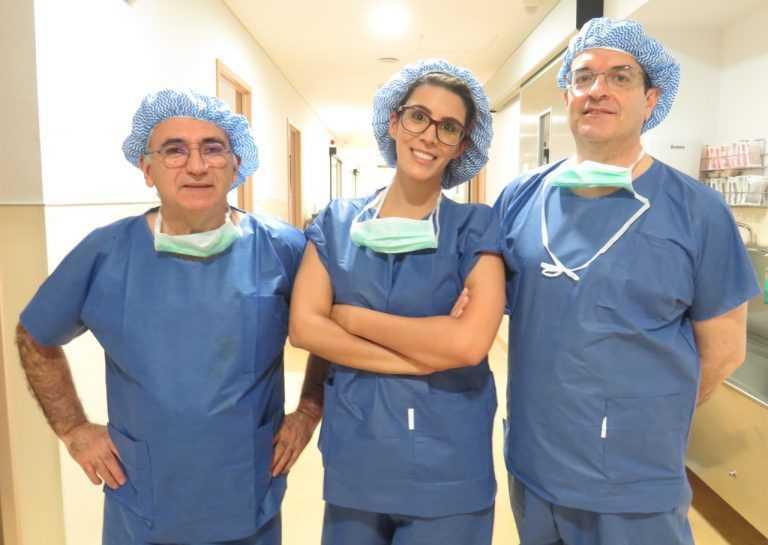 Jornal Campeão: Hospital da Luz Coimbra inova na cirurgia da anca
