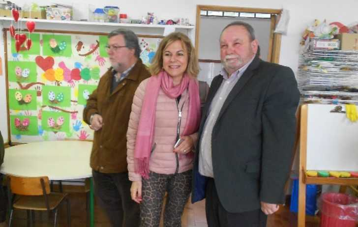 Jornal Campeão: Inclusão social: Infantário do Ingote visitado por deputados