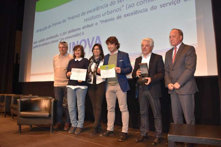 Jornal Campeão: Cantanhede: INOVA é a melhor na gestão de resíduos urbanos