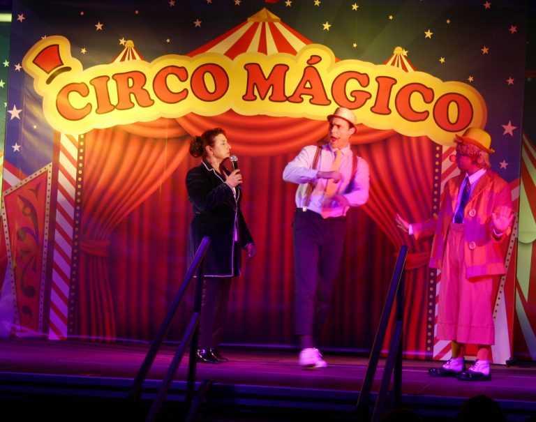 Jornal Campeão: Figueira da Foz: Jardim da Páscoa com circo e muita animação