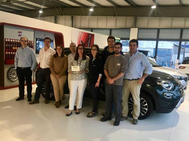 Jornal Campeão: Litocar recebe distinção europeia do grupo FCA em Milão