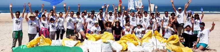 Jornal Campeão: Cantanhede: Sábado é dia de limpar a Praia da Tocha